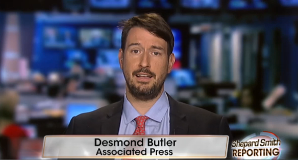 Desmond Butler, AP's chief correspondent in Turkey, appears on Fox News to discuss the AP investigation into another secret U.S. government program in Cuba.